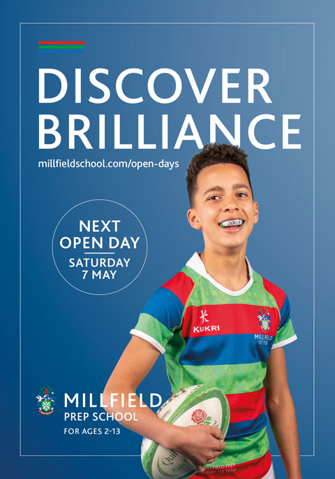 The SOCS Millfield Prep Rugby Sevens